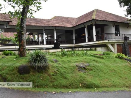 Wind flower resort Wayanad