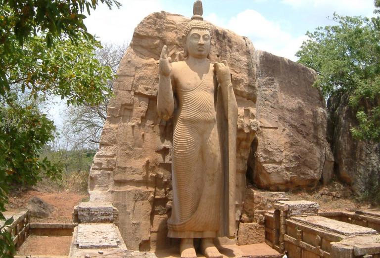 buddha temple anuradhapura