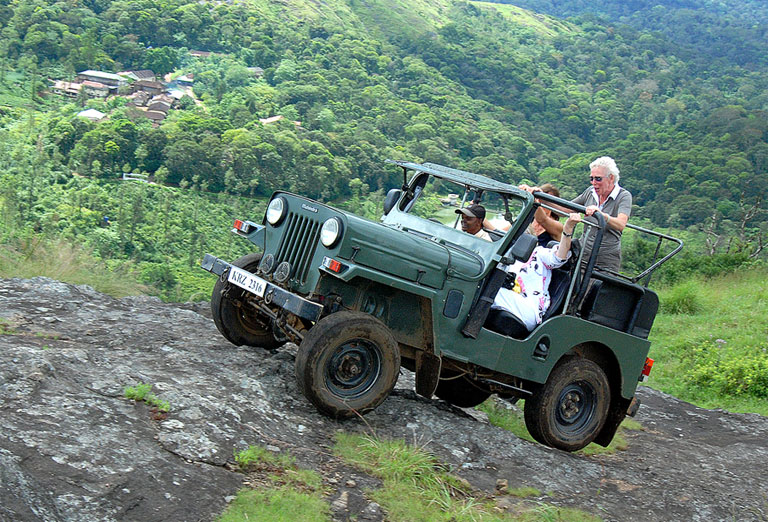 Jeep-safari Ayyappancoil