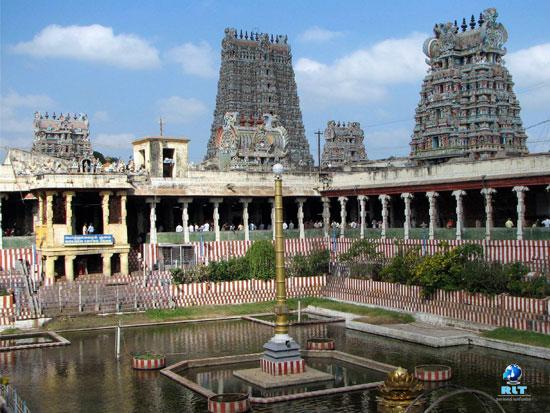 Madurai-temple
