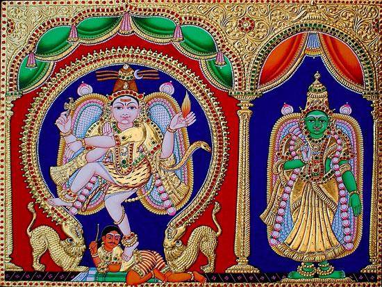 Thanjavur-paintings