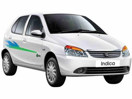 A/c Indica car rental in chennai - Cochin