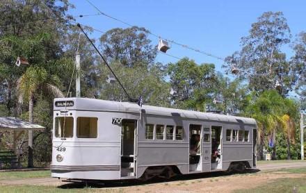 Brisbane Tramway museum, Australia