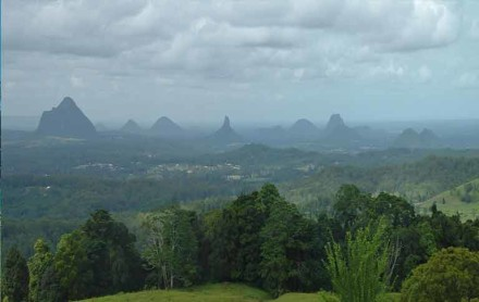 Glasshouse Mountains National Park, Brisbane