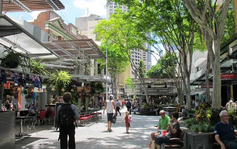 Shop BNE City - Brisbane City's Biggest Shopping Party Enjoy Brisbane's biggest shopping mecca Under the Stars, with twinkling lights, extravagant installations and whimsical entertainment, it's the shopping event not to be missed.