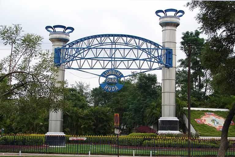 Hyderabad park tour