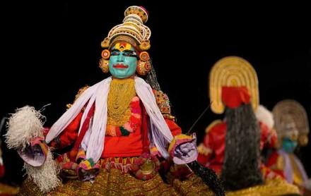Arjuna-Nritham