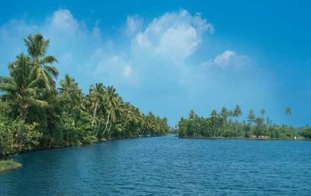 Kerala backwater destinations
