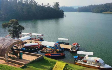 The Sacred Pykara Lake Ooty