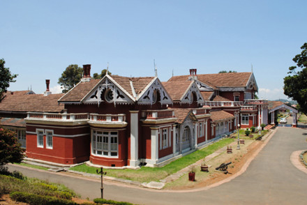 Fernhill Palace Ooty