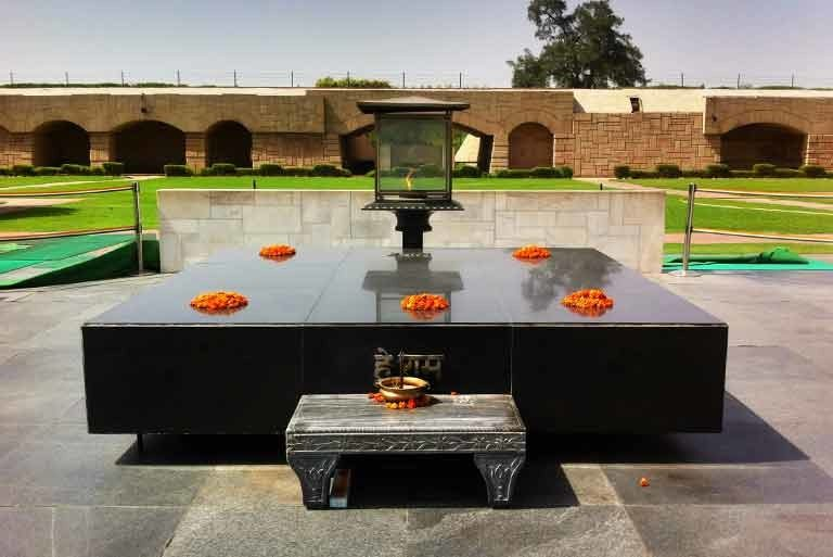 Rajghat-–-The-National-Shrine