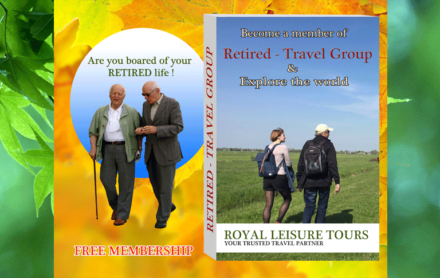 retired travel group